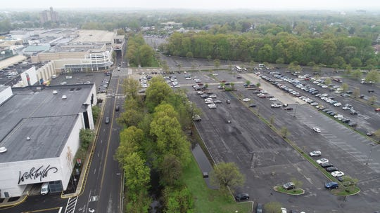The western parking lot of the Westfield Garden State Plaza will undergo a transformation with dining, outdoor space and shopping in Paramus.