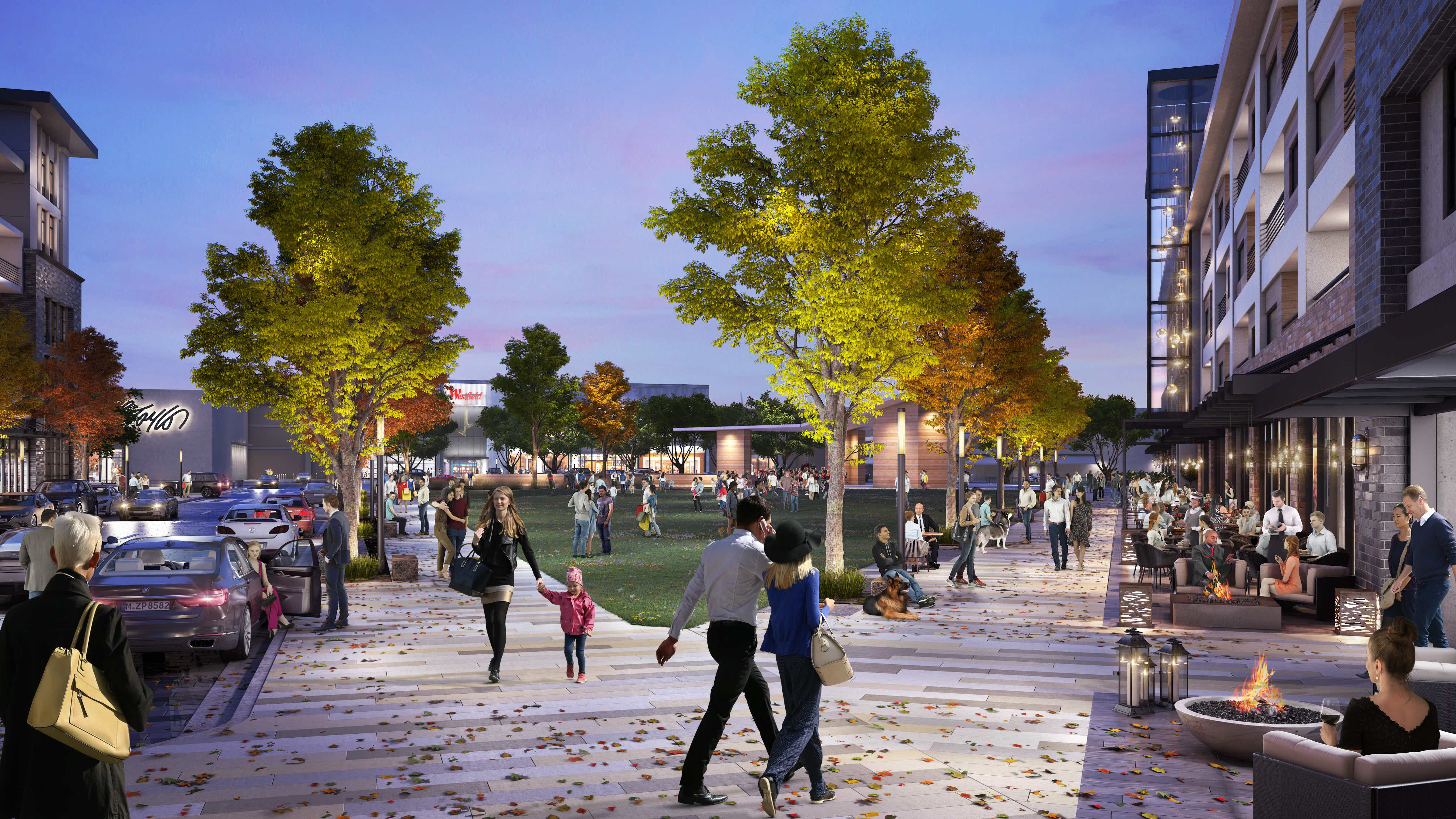 Garden State Plaza S Makeover Is A Sign Of Changing Times