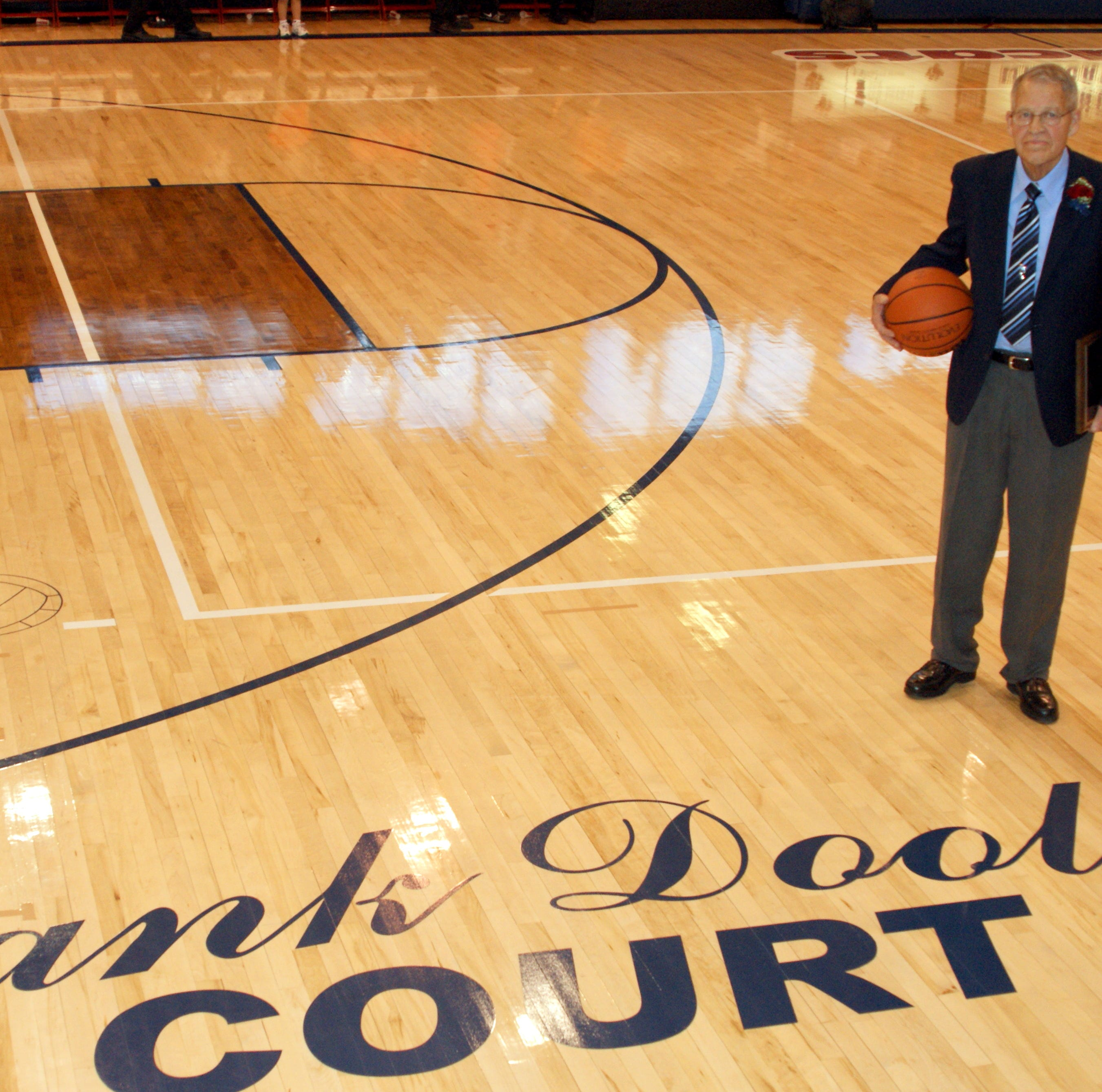 You can own a piece of the floor: Deming High to auction off famed Frank Dooley Court