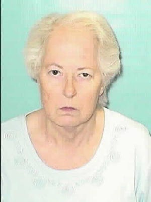 Sharon Patterson has not been seen for more than a week.