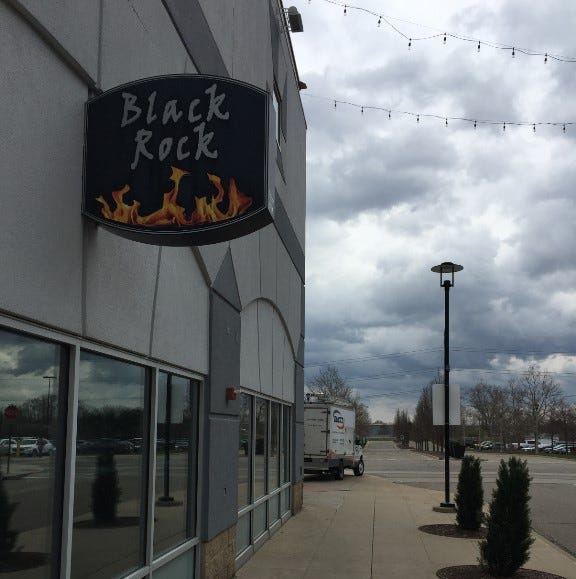 Novi Black Rock employee burned while moving equipment