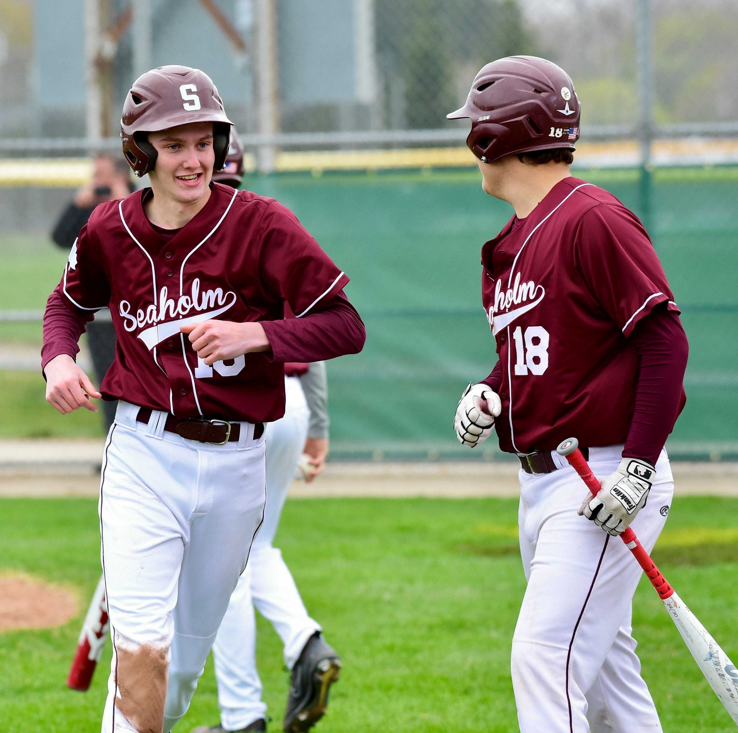 Birmingham Seaholm baseball crushes North Farmington