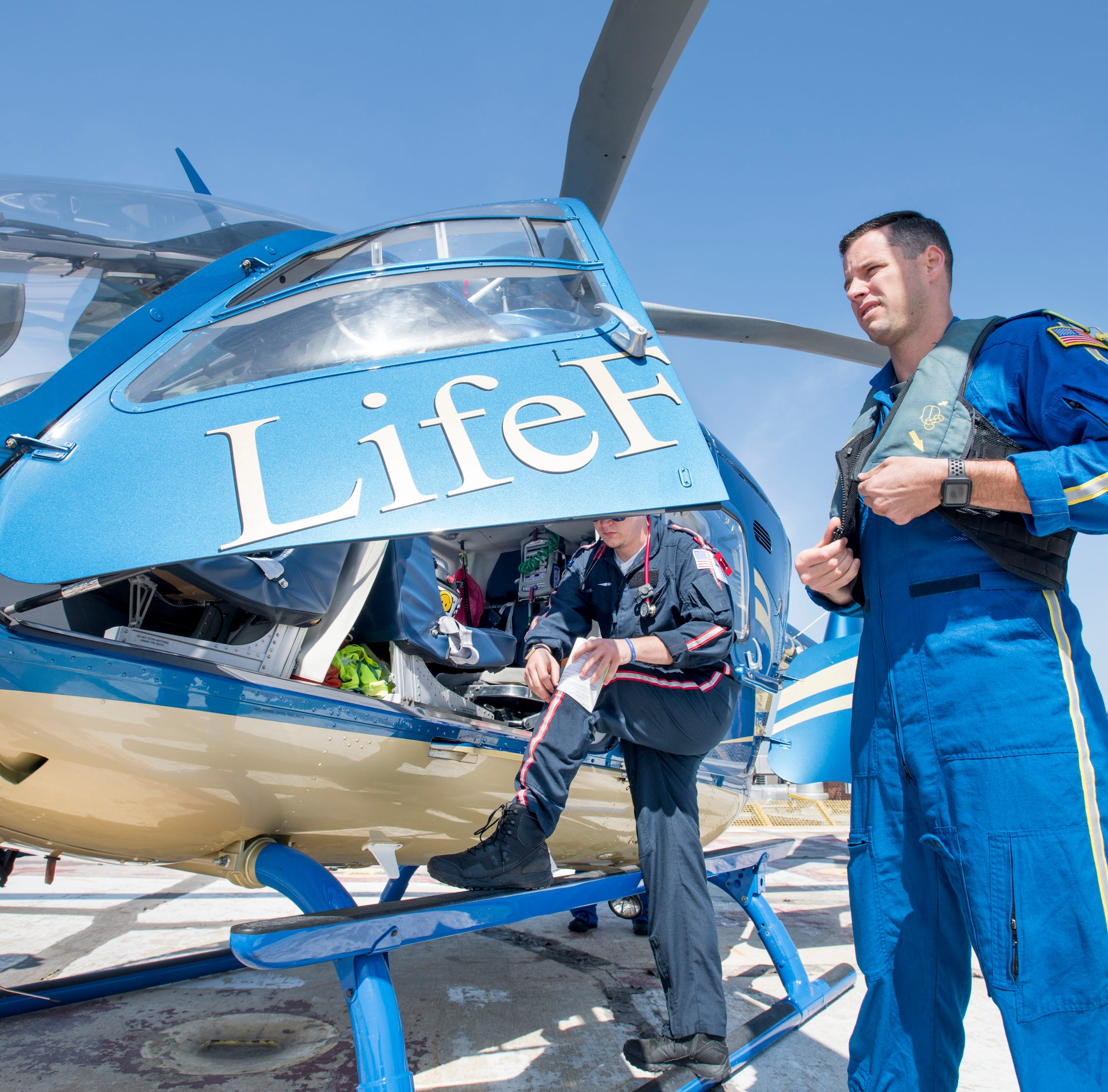 What's different about Escambia County's new LifeFlight helicopter