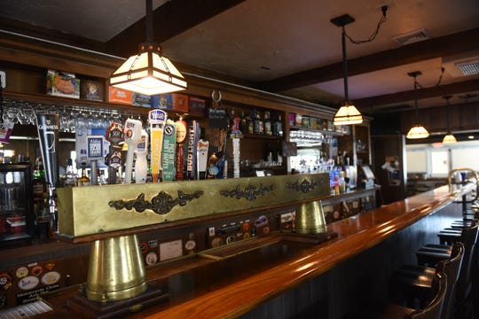 Bottoms Up Bar & Grill, located at 304 Poplar St., will have 24 kinds of beer on tap.