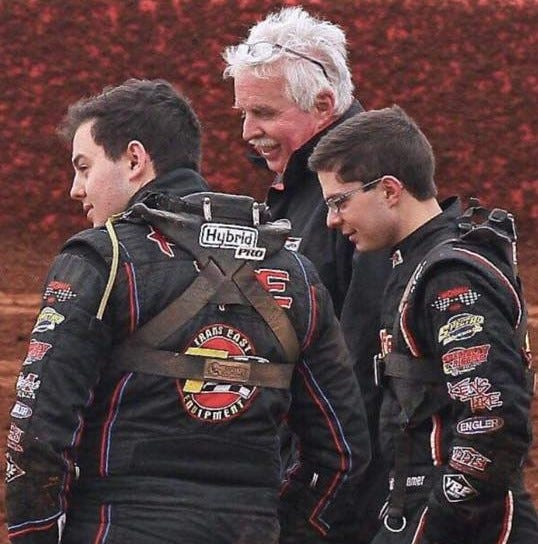 Chasing a legacy: Dirt-track racing Rahmer brothers follow in dad's footsteps