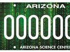 Arizona Science Center specialty plate