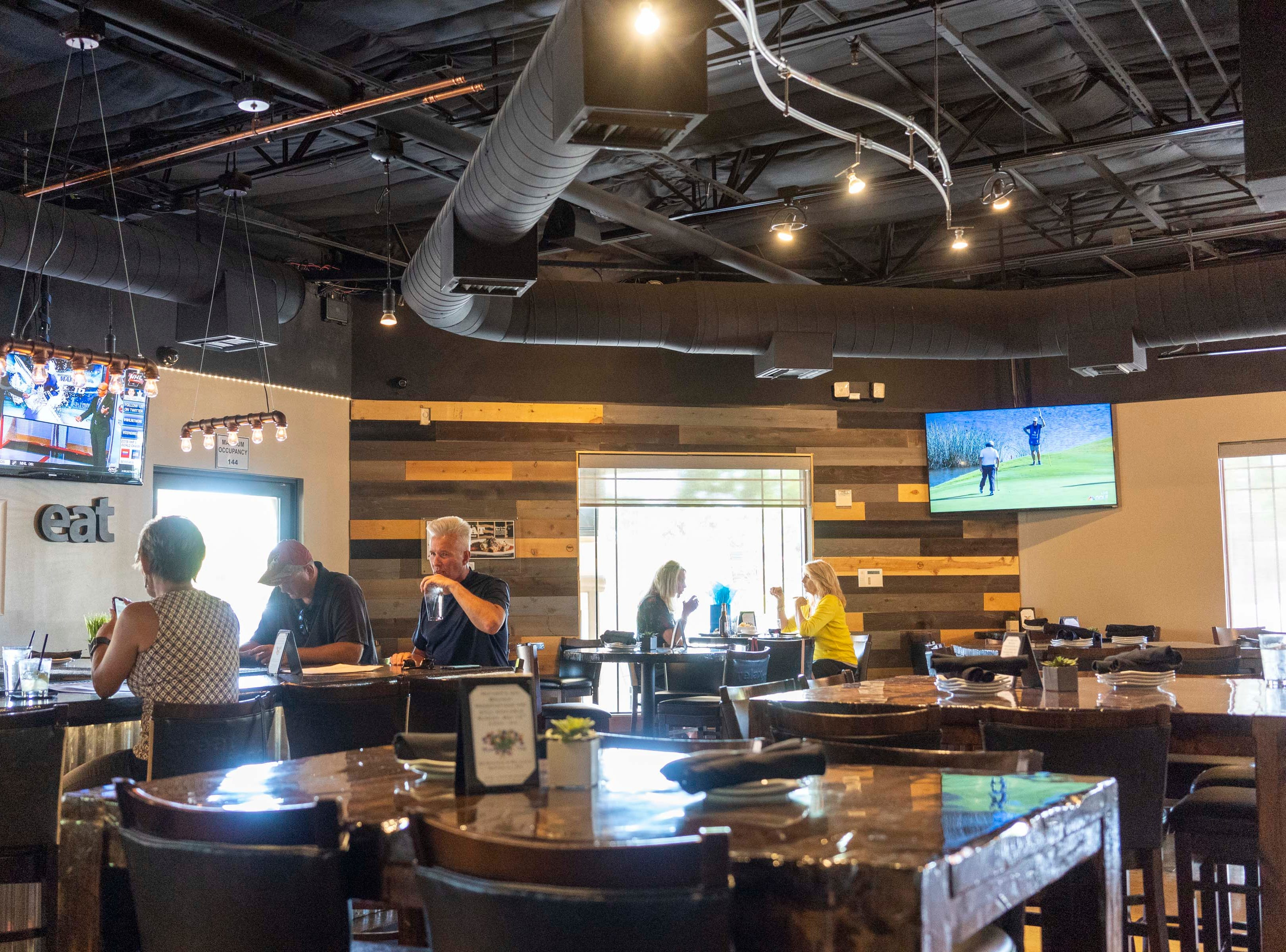 Urban Margarita specializes in Mexican cuisine with influences from David Borrego's family's New Mexico roots, and it does just that with a combination of unstuffy sleek furnishings and elevated takes on Southwestern comfort food.