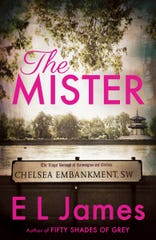 "E.L. James' ""The Mister"" was released April 16, 2019."