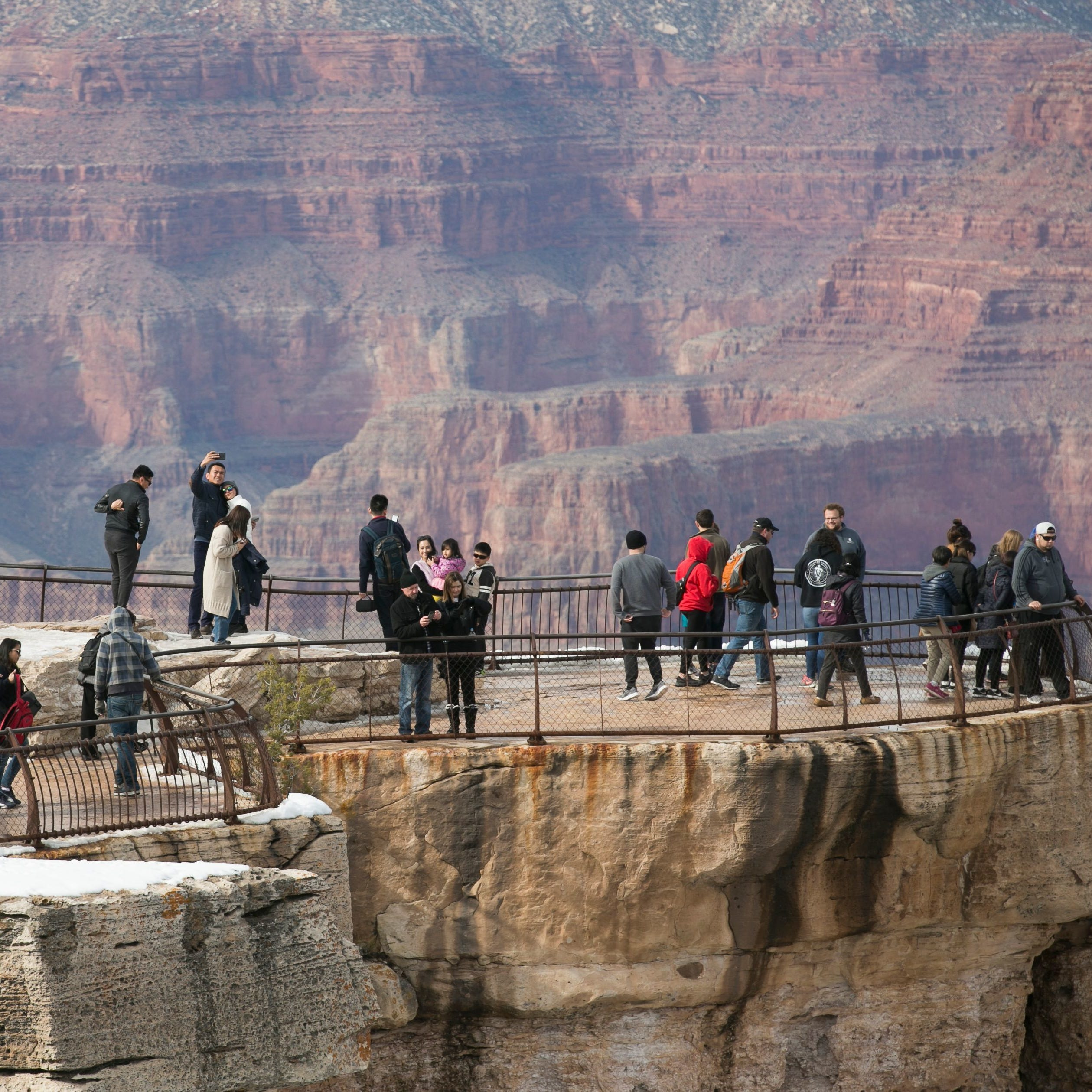 'It takes one bad step': People die at the Grand Canyon because it's a beautiful, dangerous place