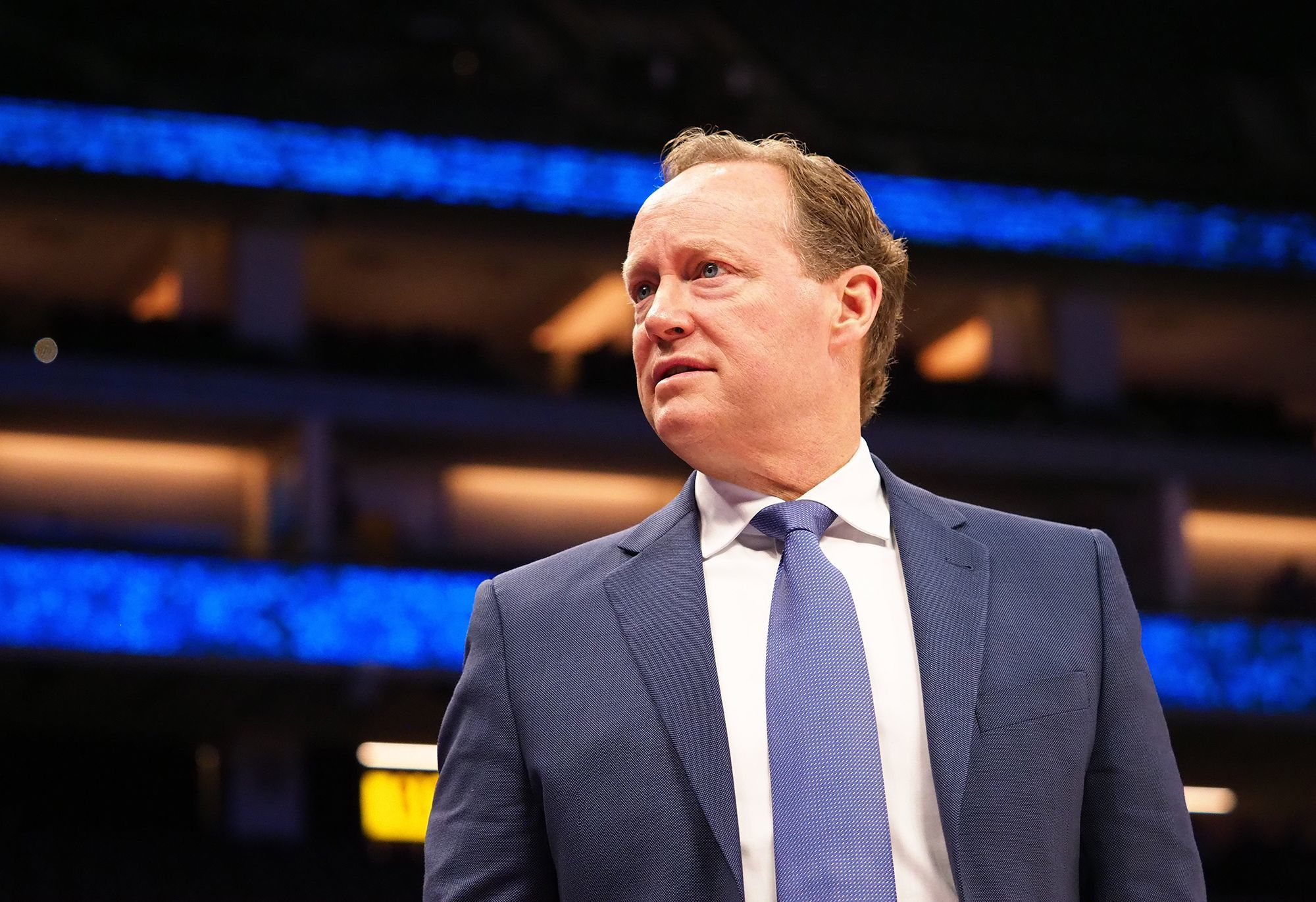Mike Budenholzer is a Holbrook, Ariz. native and currently coaches the Milwaukee Bucks.