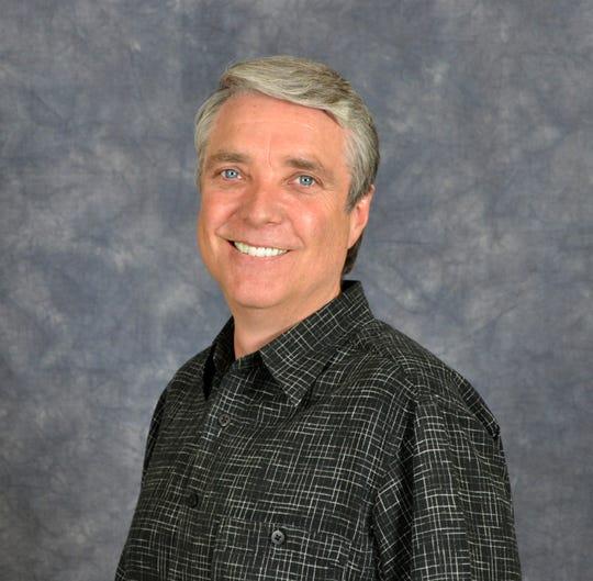 Radio personality Tom Peake is seen in 2009.