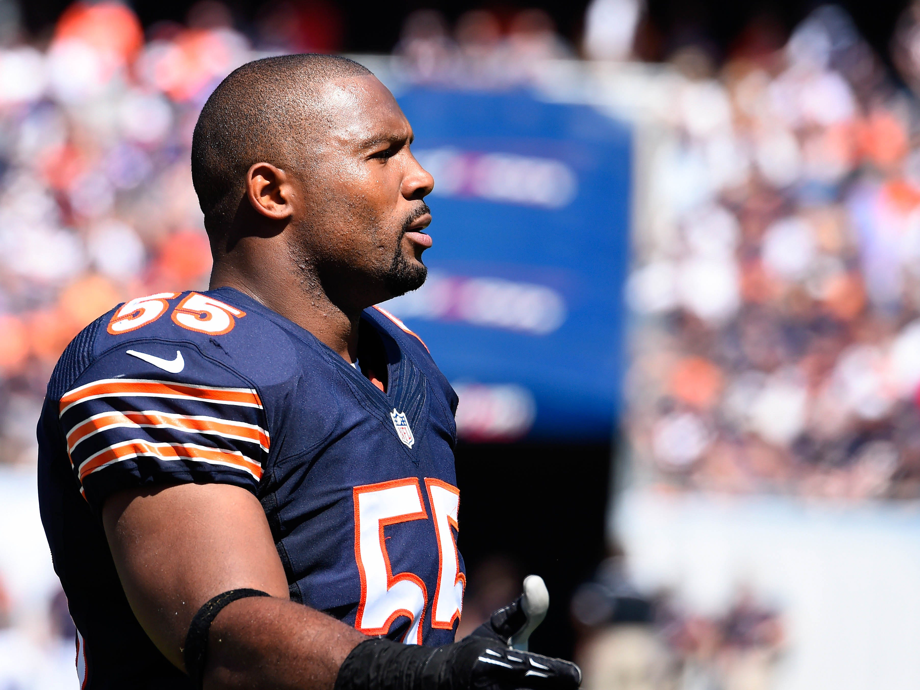 Lance Briggs played college football at Arizona before going on to a 12-year NFL career with the Chicago Bears.
