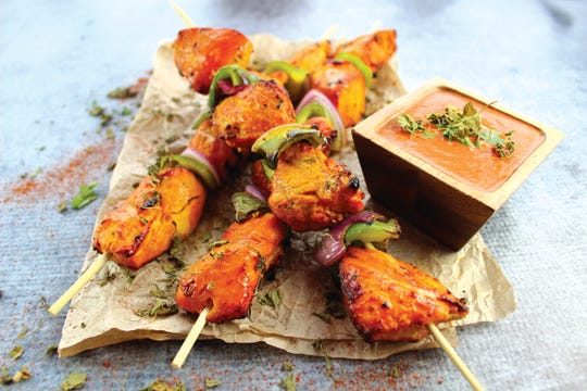 Tikka Shack offers a variety of traditional Indian dishes and lighter, build-your-own options.