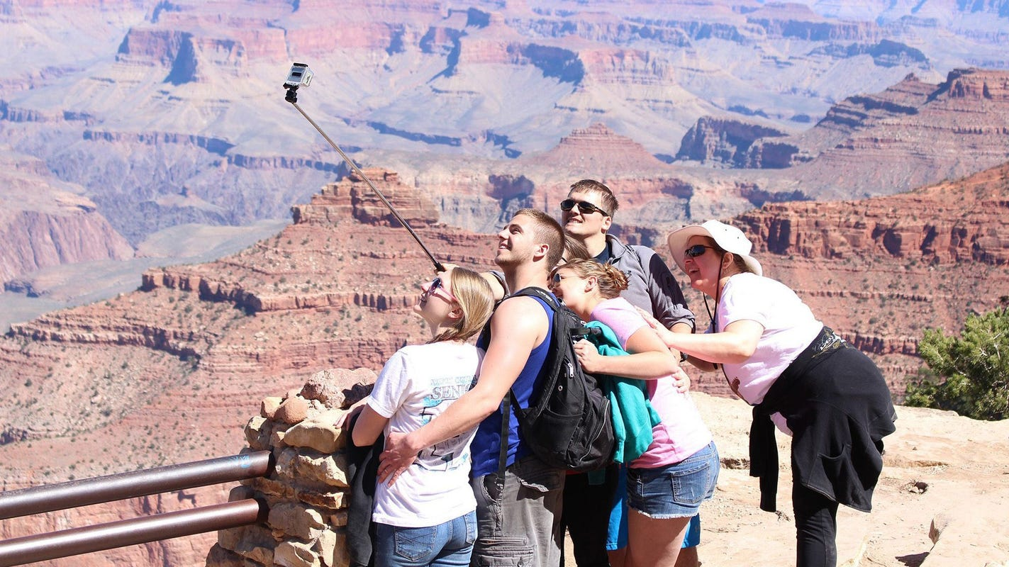 Is the Grand Canyon the best place to visit in the U.S.? 11% wouldn't even put it on the list