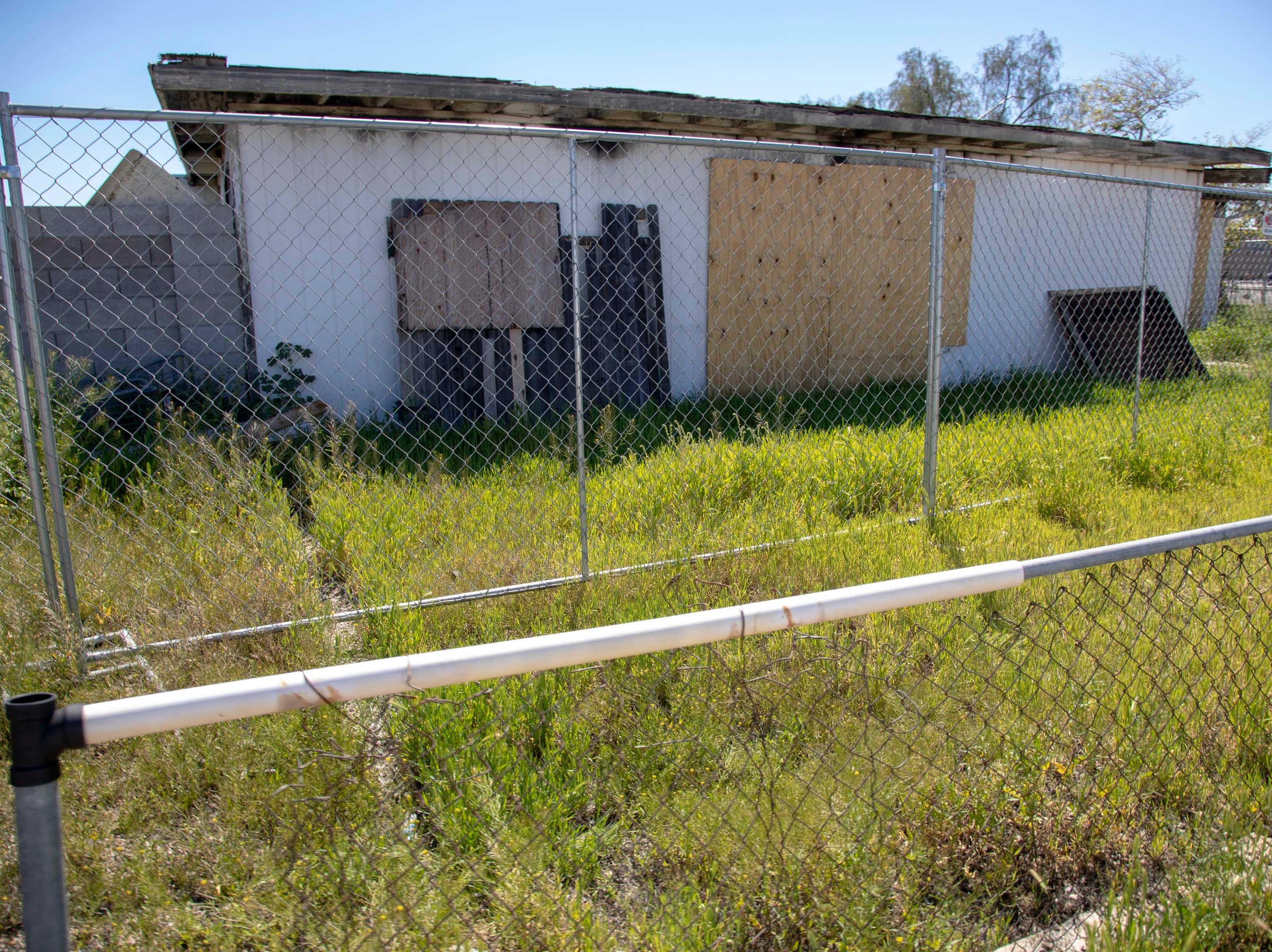 A property owned by Linda and Robert Hiner on Mary Jane Lane in Glendale will soon be demolished.