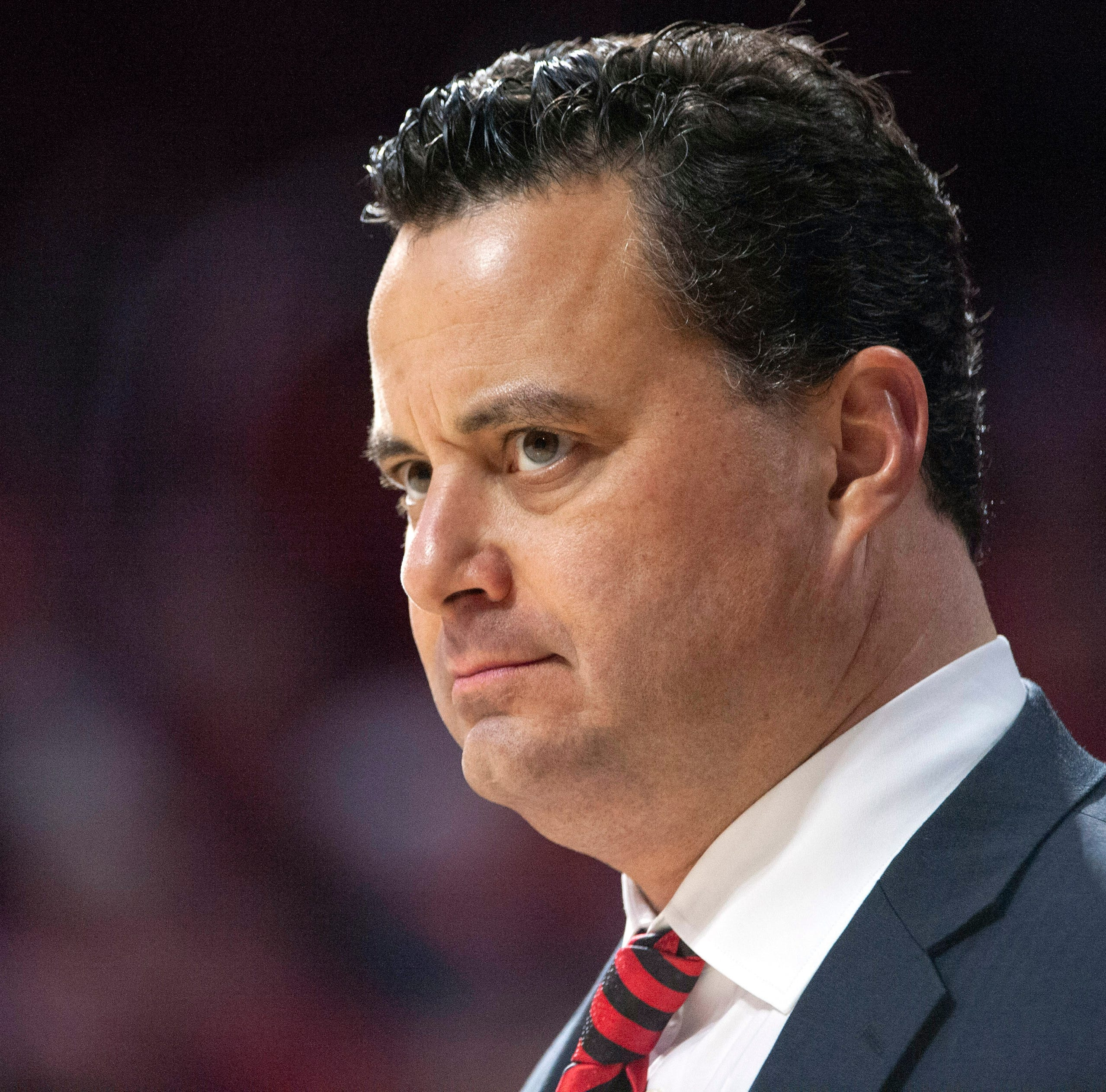 Sean Miller: Has anybody considered the Arizona basketball coach might not be dirty?