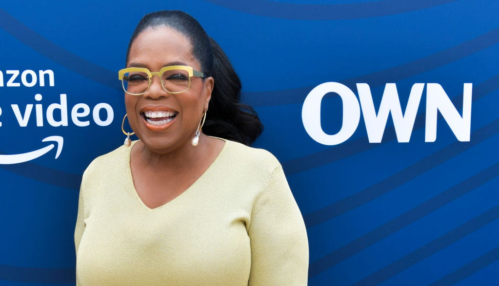 Oprah Surprises New Jersey Students With 500k Donation Pizza Party