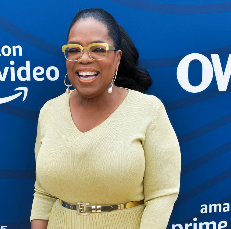 Oprah surprises NJ students with $500K donation, pizza party