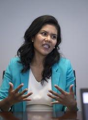 Vania Guevara, candidata a concejal por el Distrito 5 de Phoenix.