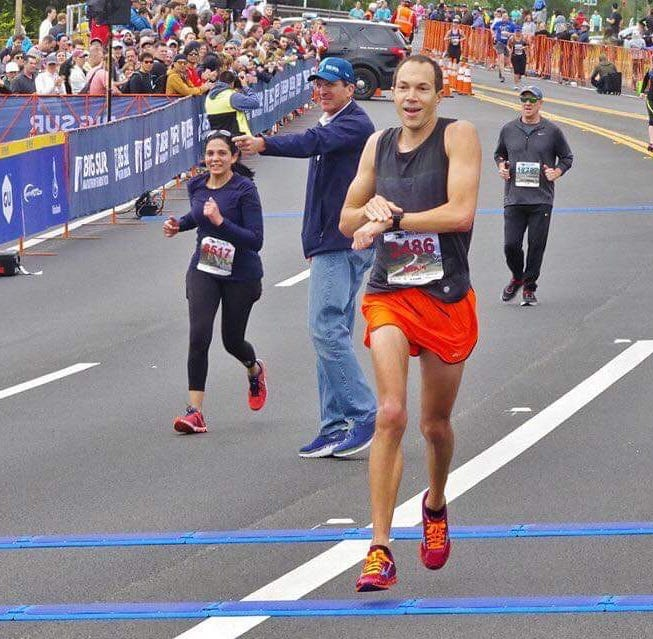 Port Huron High grad Roach places second at Big Sur Marathon