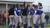 Spring Grove defeated Northeastern, 6-3, Monday night, rallying from a 2-0 deficit. The win keeps Spring Grove in first place in the YAIAA Division I.