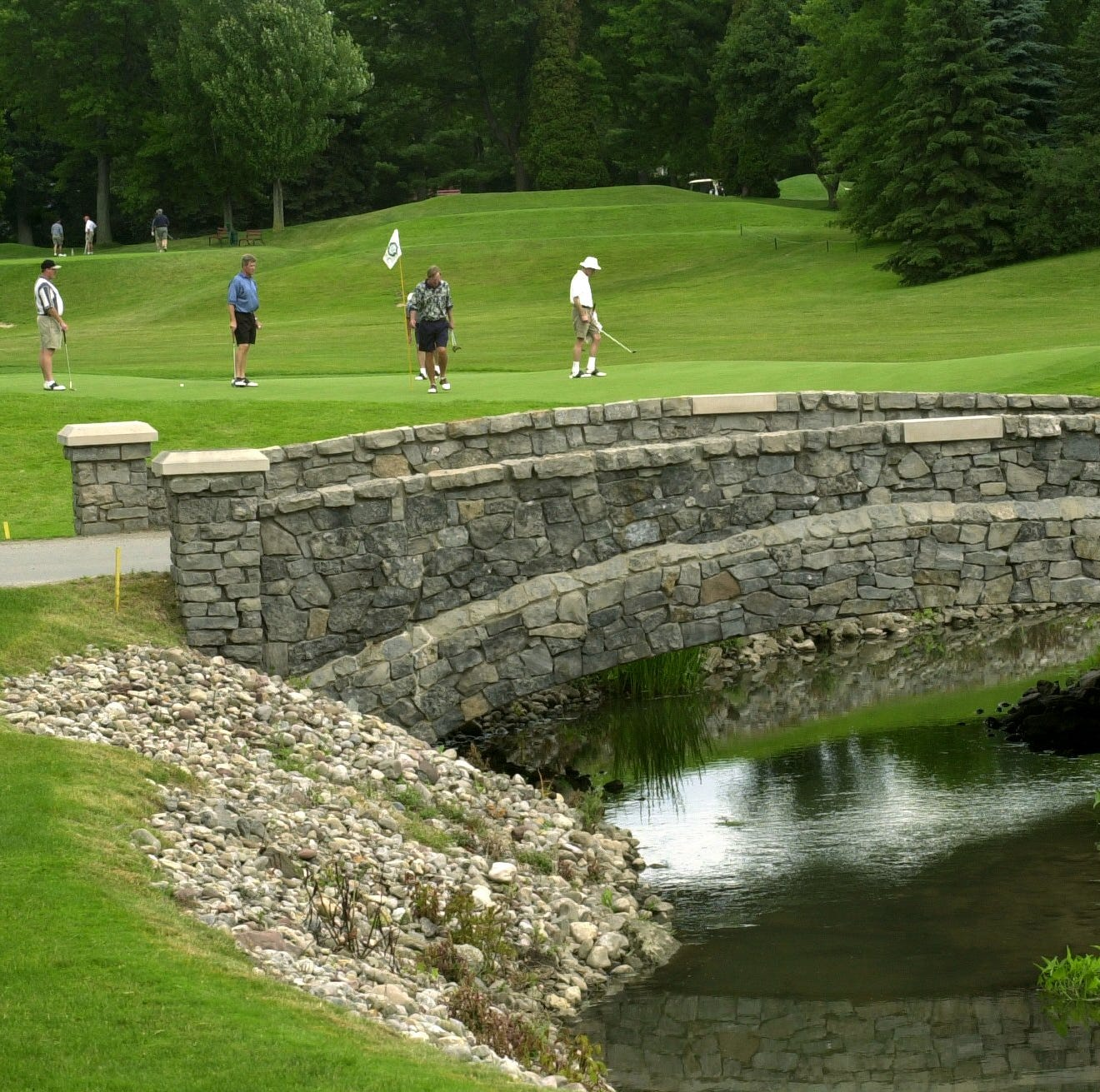 Oak Hill goes back to the future with course renovation plan