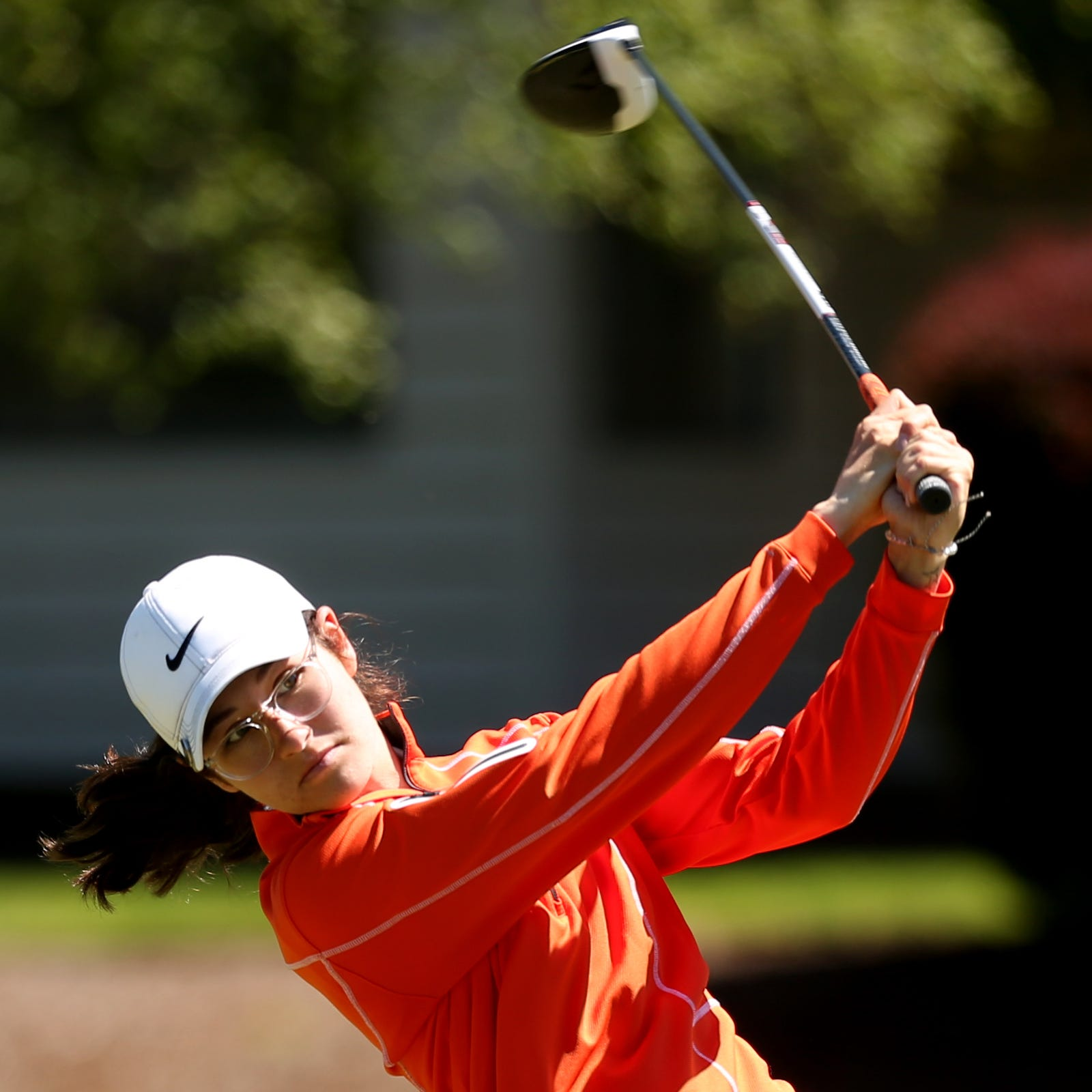 Sprague's Quincy Beyrouty going for it all in final state golf tournament