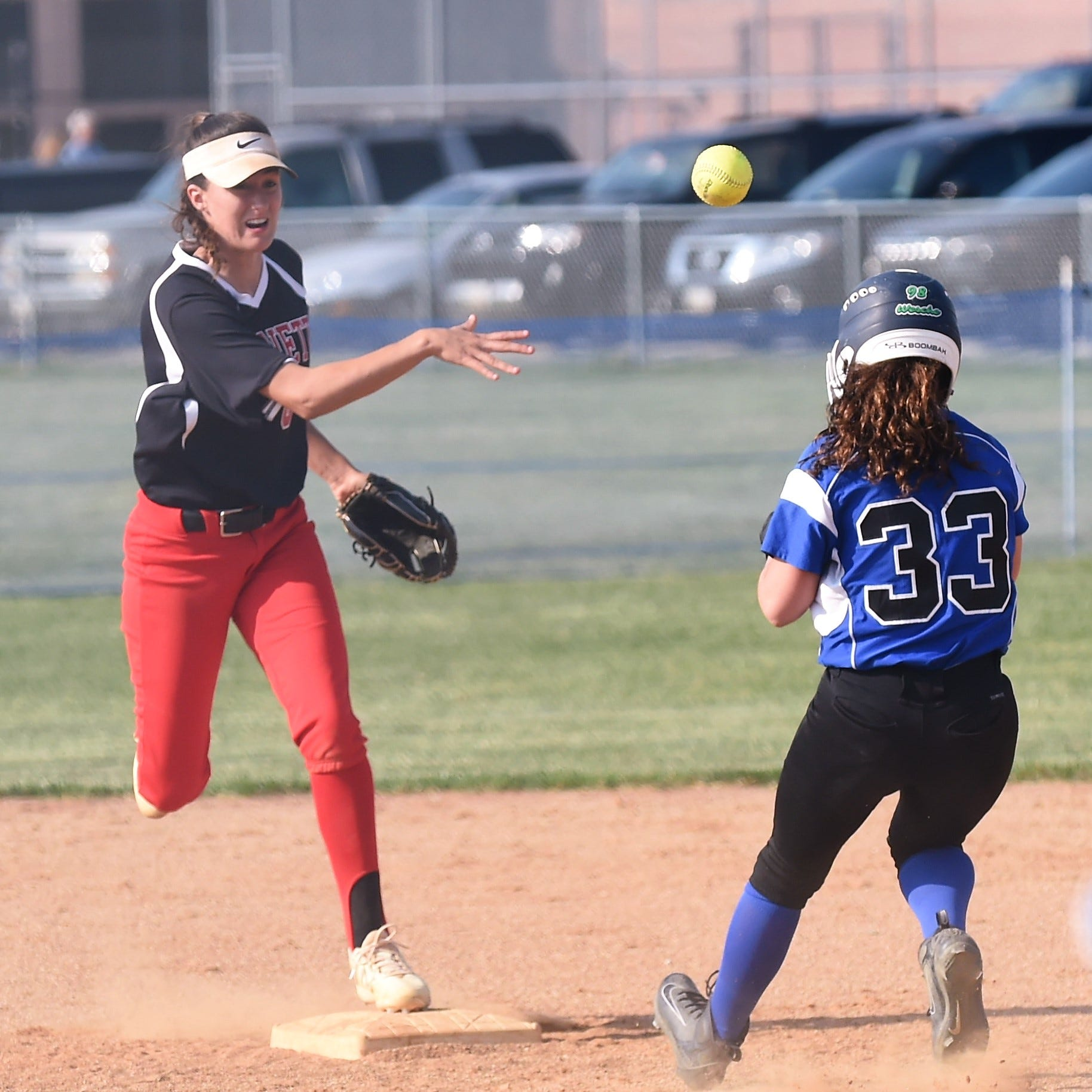 Bennett's Olivia Owens wins Bayside South softball Player of the Year