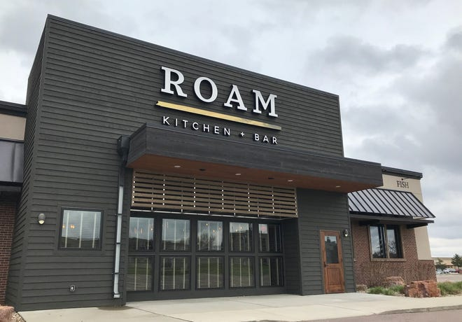 Roam Kitchen + Bar opened Tuesday in The District at the Empire Mall.