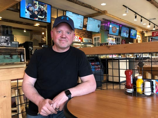 David Holmgren, who owns and operates four restaurants in Keystone and Hill City, has had great success using the J-1 guest worker program through the U.S. Department of State that brings foreign college students to work in his businesses during the summer high season.