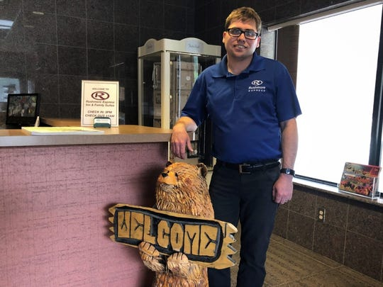 Richard Greene, a hotelier who is president of the Keystone Chamber of Commerce, said there is deep concern in the tourism town this year due to difficulty some businesses have in securing guest workers to fill jobs that Americans don't want.