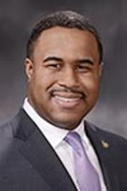 Former State Rep. DaRon McGee, D-Kansas City