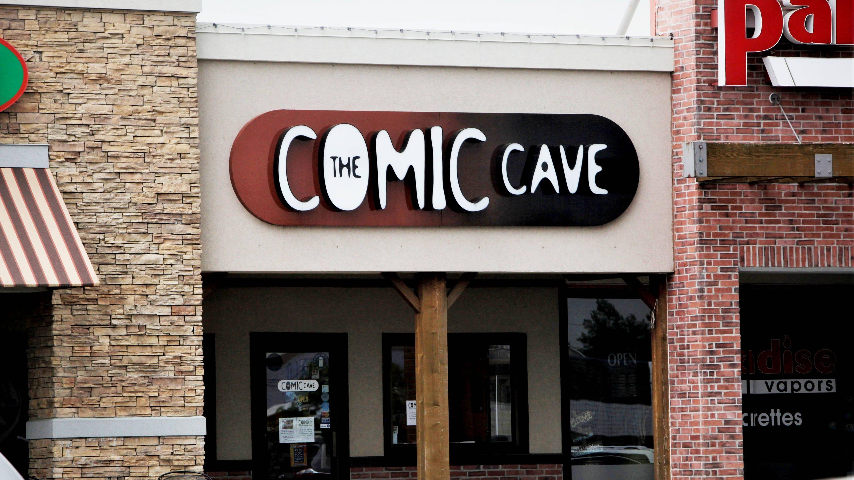 The Comic Cave calls it quits