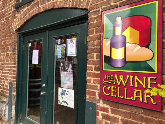 The Wine Cellar in Staunton's Wharf District has new owners as of March 2019. The shop revamped its wine collection and features even more Virginia-made wine.