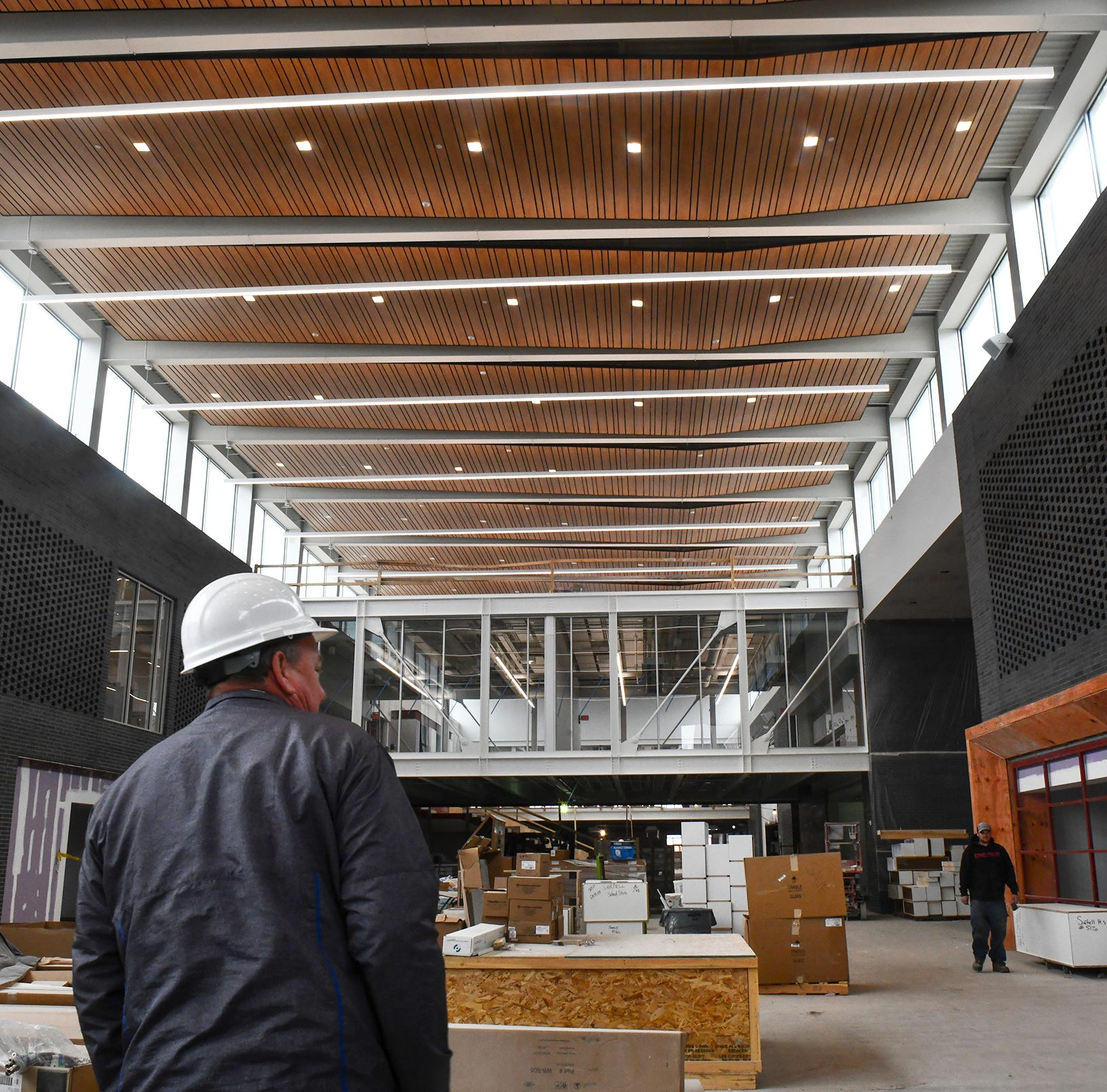 From construction to classrooms: Sartell high school to be student-ready by summer