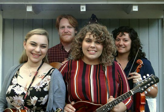 Lilac Gin gives folk tunes new life at 9 p.m. Friday at Blue Tavern.