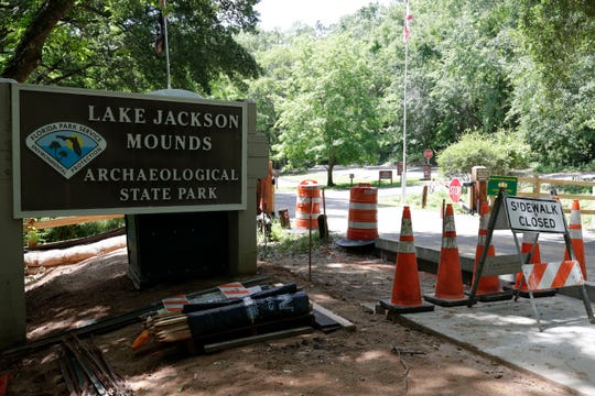 The Lake Jackson Mounds are the starting point for a new trail and bike path coming next year.