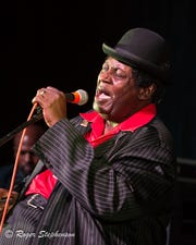Sam Frazier performs at 9 p.m. Saturday at Bradfordville Blues Club.