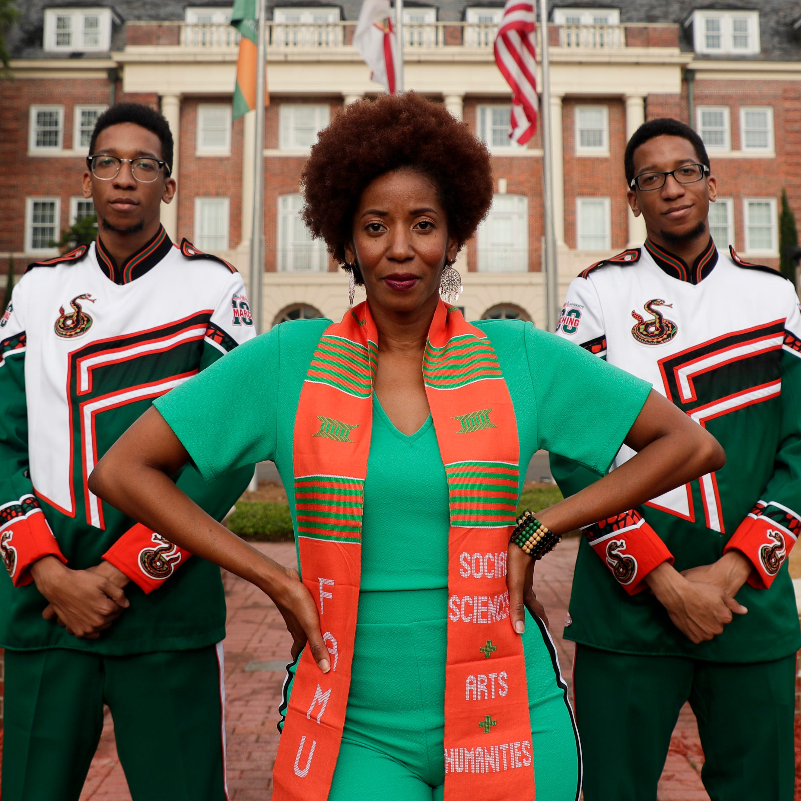 Class of 2019: Mom follows Florida A&M twins to Tallahassee – and earns her degree