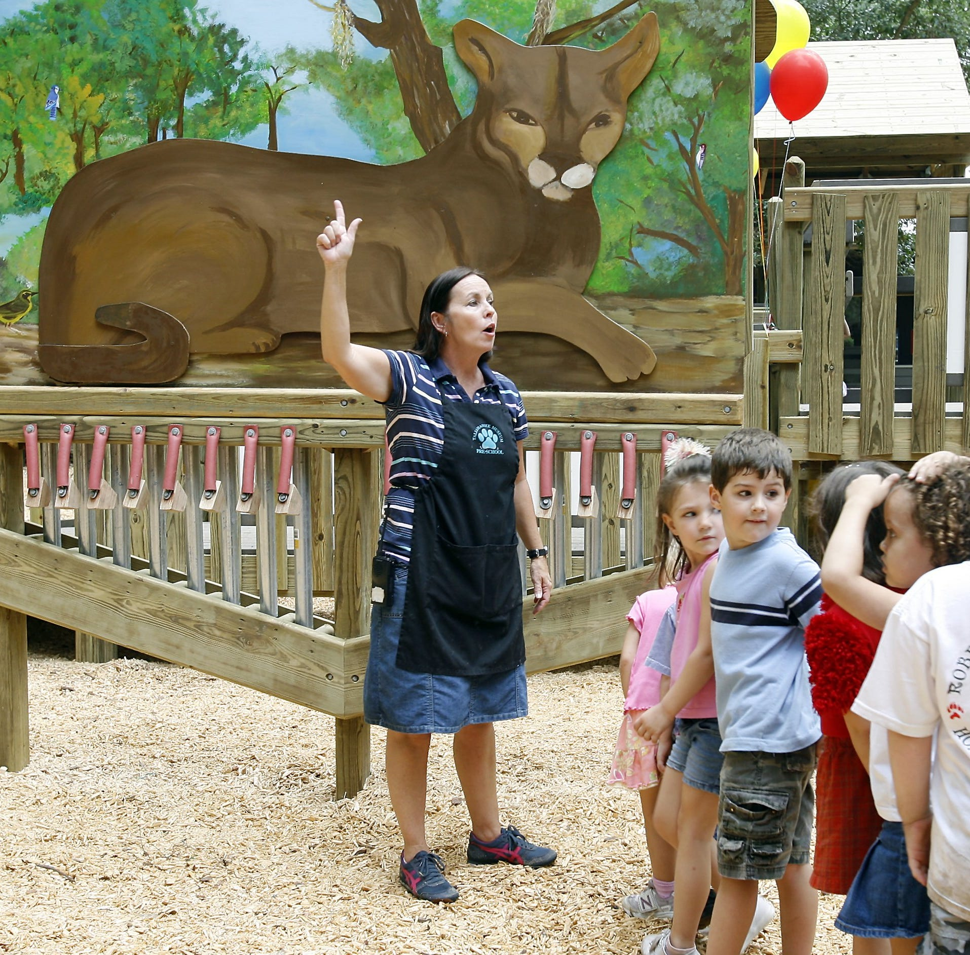 Longtime preschool director retiring this month at Tallahassee Museum