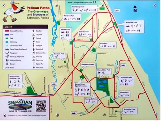 Community Solutions Group- GAI also will digitize the city's Pelican Paths map that shows the connectivity between the city's trails, parks and bikeways. Once digitized, the map can be loaded on a smart phone so the community can easily find locations for city sites.