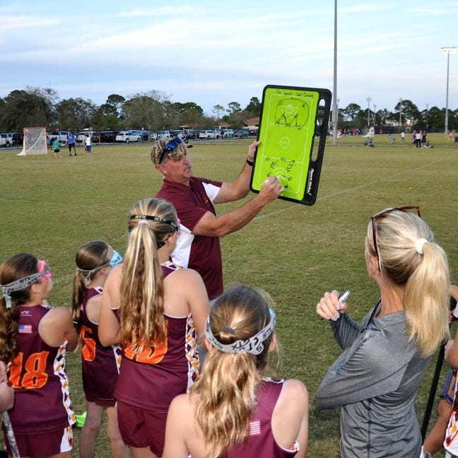 Lacrosse alive and well in Indian River County