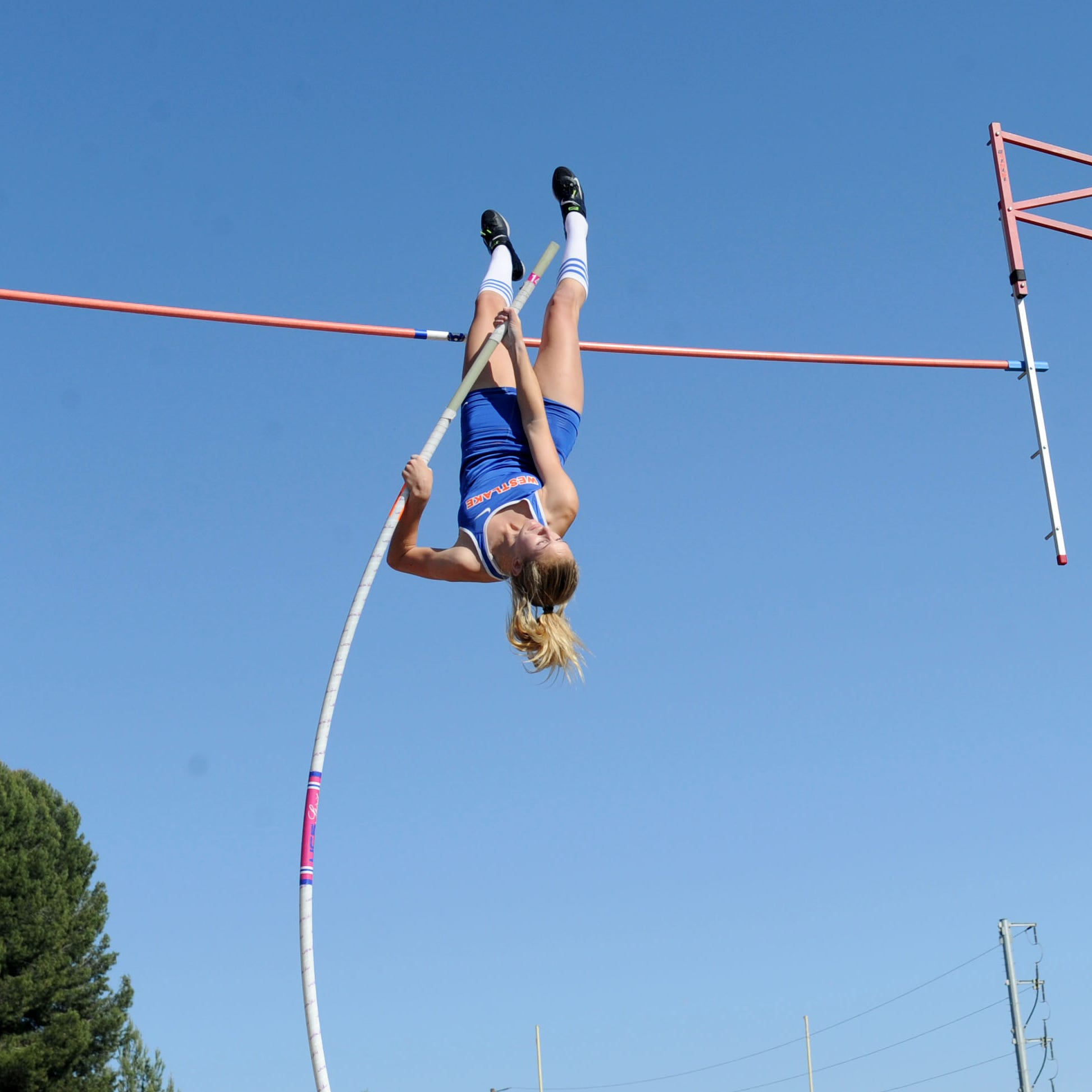 The pole vault isn't for everyone, but it's a one-of-kind rush for those who dare to fly