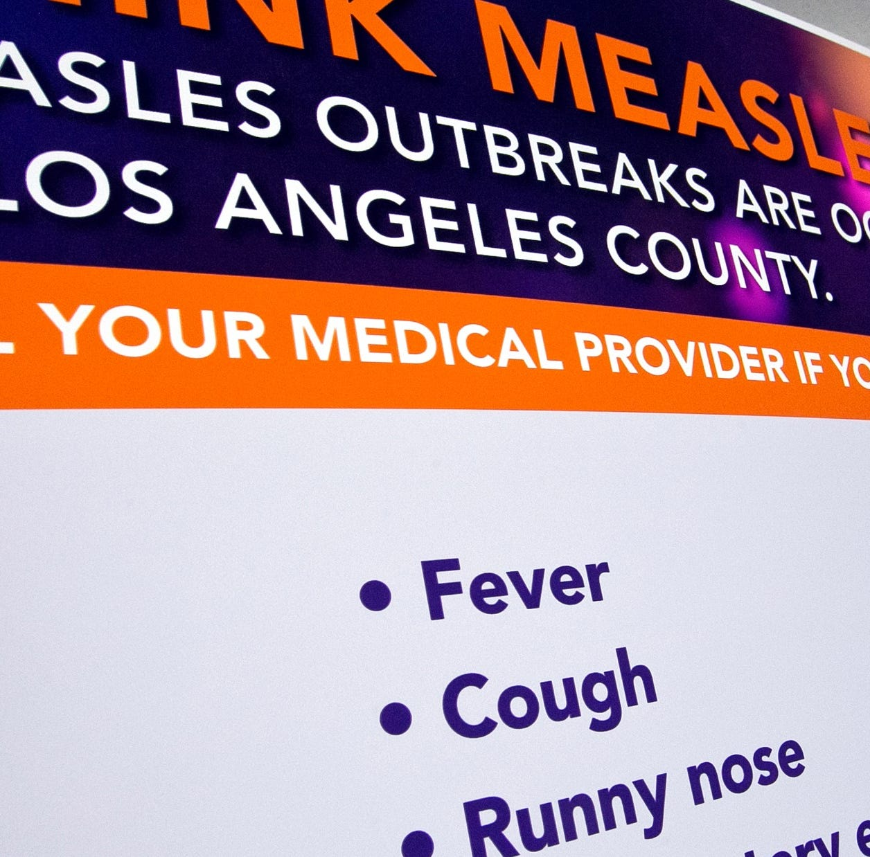 Similar causes for measles, anti-Semitism plagues