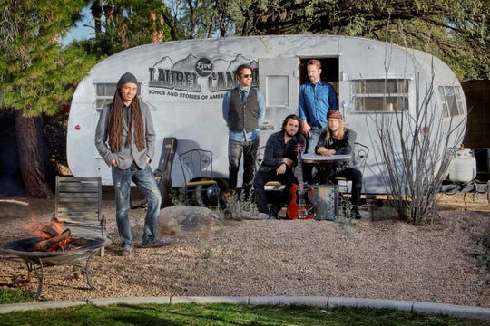 The band, Live from Laurel Canyon, will present Songs and Stories of American Folk Rock at 2:30 and 7:30 p.m. May 4 in the Scherr Forum Theatre in Thousand Oaks.