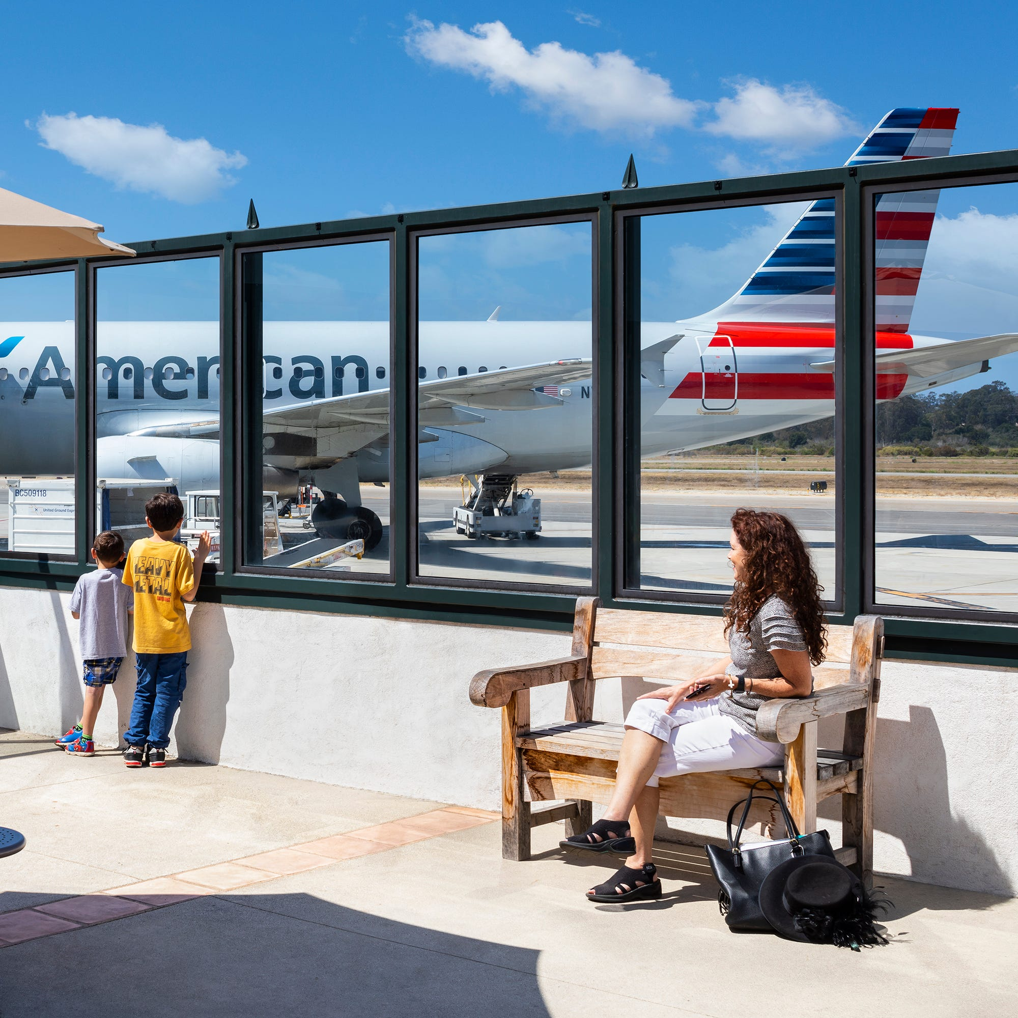 David Loe: With more airlines, Santa Barbara Airport a viable option for flights