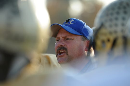 Head coach Gary Porter and his Channel Islands High football program will move out of the Pacific View League for the 2020-21 school year.