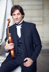 Grammy-winning violinist Philippe Quint will play Tchaikovsky's Violin Concerto with New West Symphony May 4 at Thousand Oaks Civic Arts Plaza and May 5 at Oxnard Performing Arts Center.