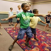 Cumberland County Library will offer Zumba Kids and Zumba Gold for seniors in May.