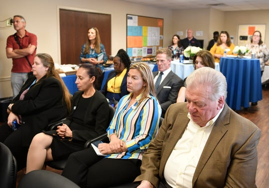 A open house and ribbon cutting for Pinnacle Treatment Center's Vineland location was held on Tuesday, April 30, 2019.